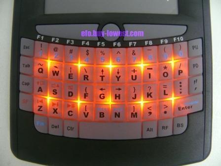 wired keyboard - 3rd generation keyboard (backlite)