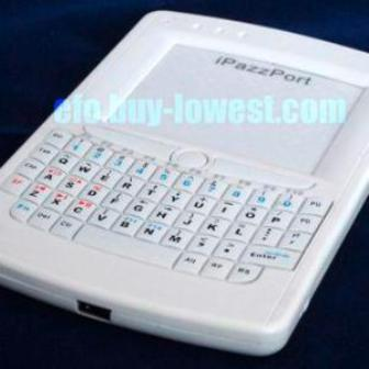 wireless handheld keyboard - 3rd generation (side)