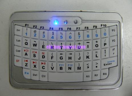 EFO Mini Bluetooth Keyboard - Key