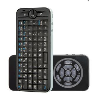 EFO iPazzPort fly mouse mini wireless keyboard - Both