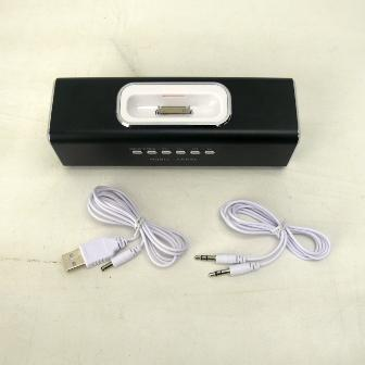 Rechargeable Mini Speaker - Package