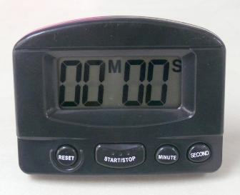 EFO Large Screen Electronic Timer & Countdown Timer