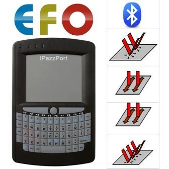 EFO MULTI-TOUCH Bluetooth Keyboard Mouse Touchpad Laser Pointer