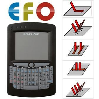 EFO MULTI-TOUCH Wireless Keyboard Mouse Touchpad & Laser Pointer