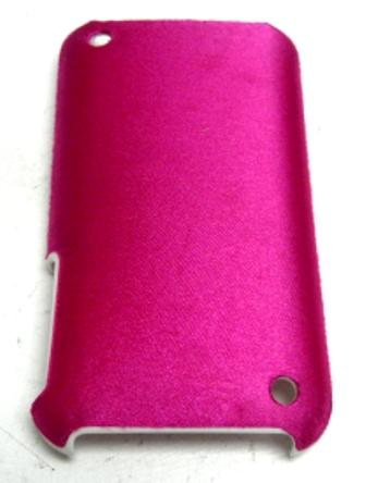 iPhone 3G/3GS Protective Back Case - Pink