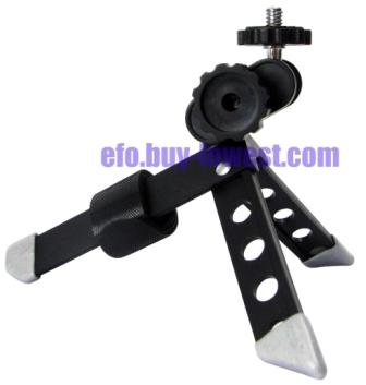 Mini Portable Tripod Stand with Fix Band