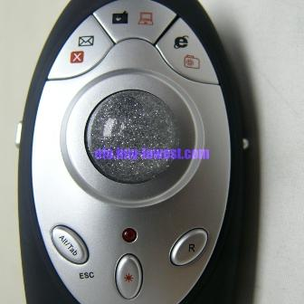 Wireless Medai Presenter - Button