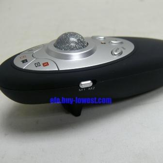 Wireless Media Presenter - Left side