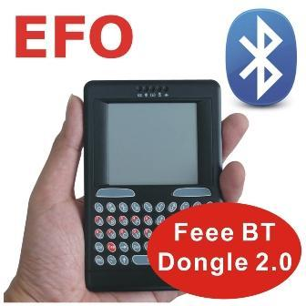 Bluetooth EFO Wireless Handheld Keyboard | iPad Keyboard