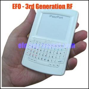 3rd Generation EFO USB RF Wireless Keyboard with Laser Pointer | HTPC Remote Controller