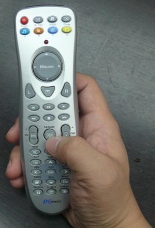 HTPC Remote Control