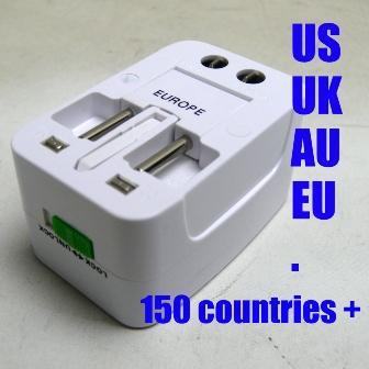 Universal Traveller Adapter